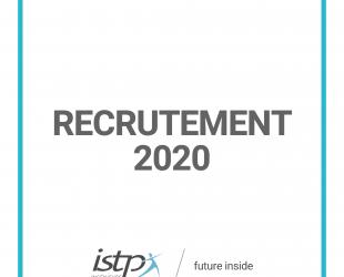 RECRUTEMENT 2020 ISTP