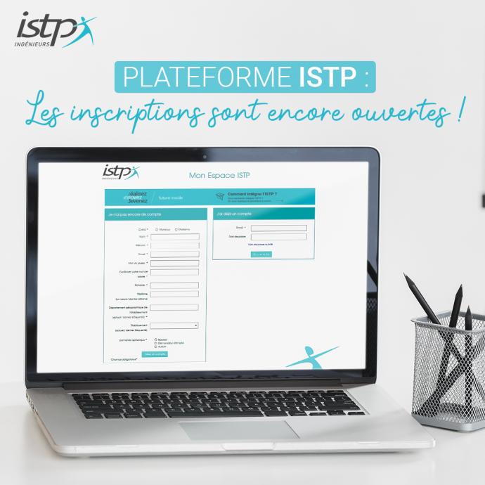 inscription_ISTP