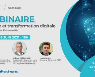webinaire ISTP future inside - energie et transformation digitale